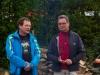 Ortsvorsteher Volker Kleinhof und Walter Hoffmann (Mitbegründer des Wanderfestivals)
