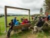 Pause am Landschaftsrahmen bei Neuastenberg