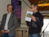 Bürgermeister Werner Eickler (li.) und Tourismusdirektor Michael Beckmann