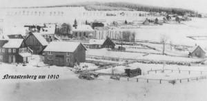 Neuastenberg um 1910